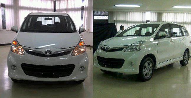 avanza velos toyota Toyota Pakai Nama Veloz untuk New Avanza 1.500 cc